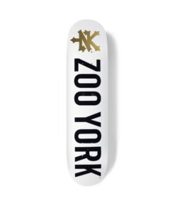 Deck ZOO YORK PHOTO INCENTIVE WHITE
