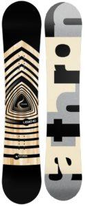 Deska snowboardowa Pathron Legend Black Camber