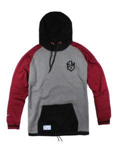 bluza elementary Mini logo SB hoodie athletic red