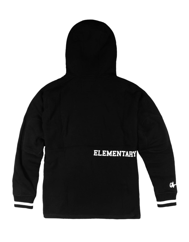 bluza elementary Mini logo SB hoodie black