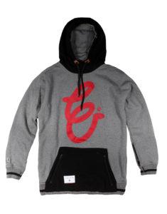 bluza elementary Team SB hoodie gray