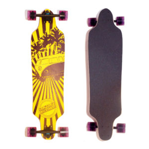 longboard city cruiser