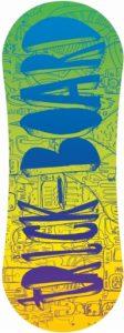 Trickboard Balance Board Classic Drolly