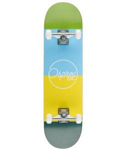 "deskorolka Osprey Blocks 8"" Double Kick Skateboard"