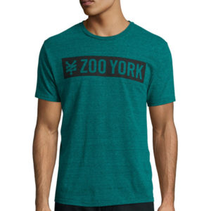 koszulka Zoo York Liberty Green Tri XL