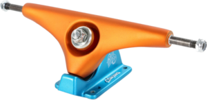 trucki longboardowe Gullwing Charger Orange Blue