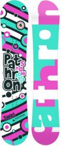 Deska snowboardowa Pathron Swirl 2017/2018 140cm