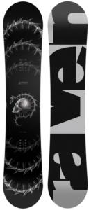 Deska snowboardowa Raven Axis 2017/2018