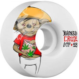 koła BONES STF Pro Cruz Weedy 53x29mm V2