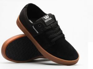 Buty Supra Stacks II black gum