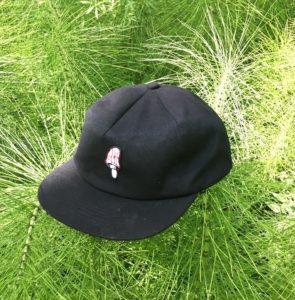 czapka PALTO MAGIC MUSHROOM 5 PANEL