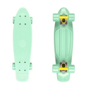 deskorolka Fishka fish skateboards Summer Green/Yellow Purple/Summer Green