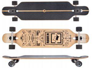 Longboard RAVEN Solid