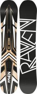 Deska snowboardowa Raven Decade 2018/2019