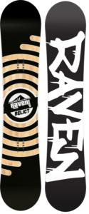 Deska snowboardowa Raven Relict 2019