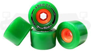 ABEC11 Centerset FreeRides 72mm
