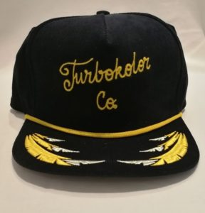 czapka turbokolor