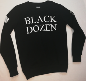 bluza we peace it BLACK DOZEN