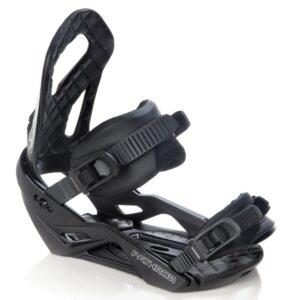 Wiązania snowboardowe PATHRON AT Black