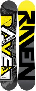 Deska snowboardowa Raven Expolorer 2019/2020
