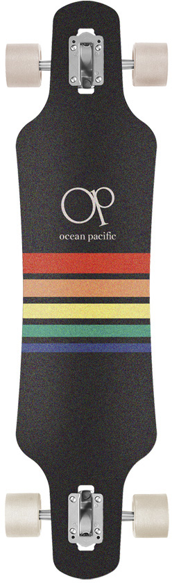 "Longboard Ocean Pacific Sunset Kompletny (39"" - Navy)"